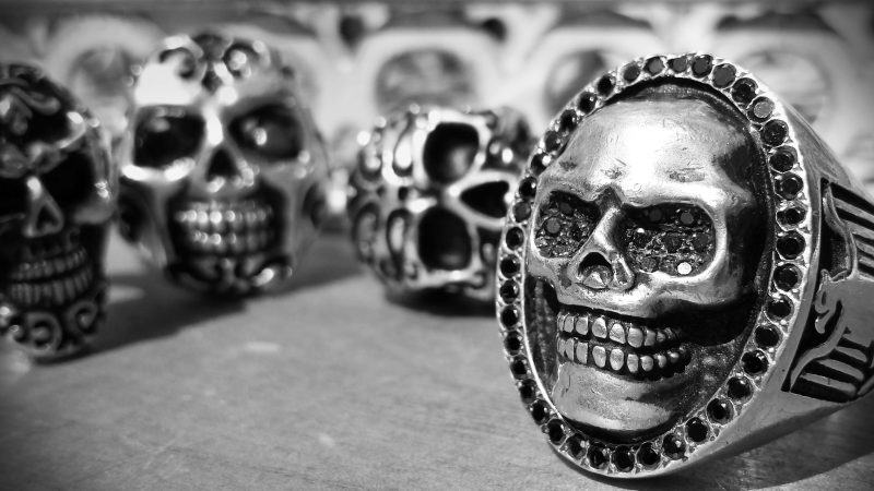 Detailed Study On The Mens Skull Jewelry