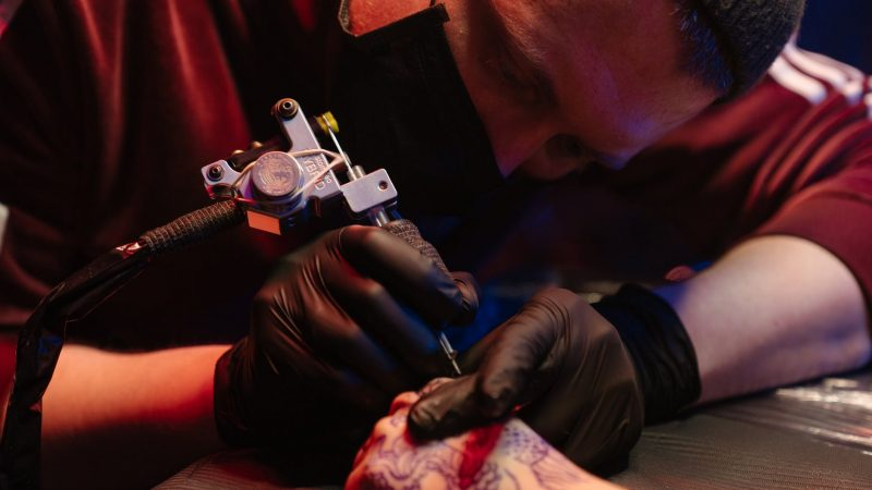 All You Have To Learn About The Tattoo Shop