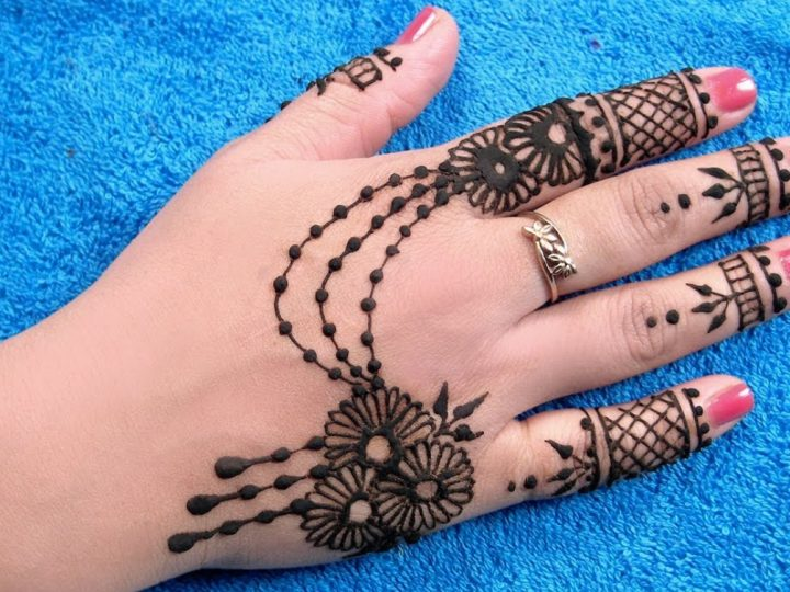 Learn What A Pro Has To Say On The Mehndi Design Step By Step