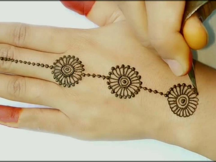 User Guide On Mehndi Design For Beginners