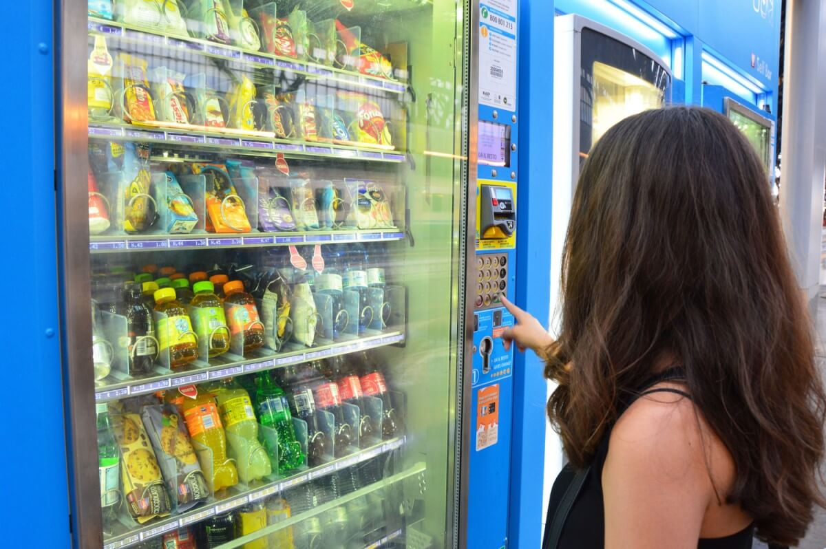 Vending Machine Supplier And Their Misconceptions