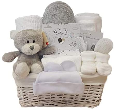 A Look At Unisex Baby Gift Hampers