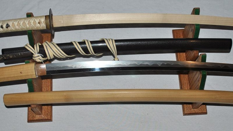 A Synopsis Of Wakizashi For Sale