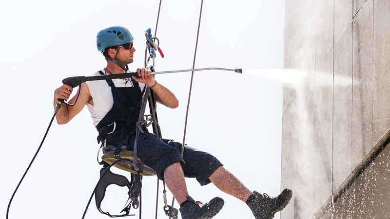 A Peek At Rope Access Services