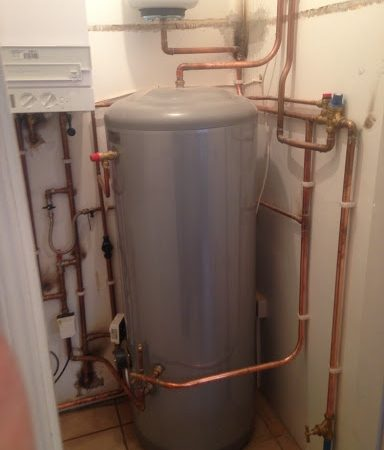 A Few Things About Pressurised Hot Water Cylinder