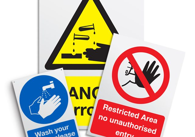 Safety Signage Board And Their Myths