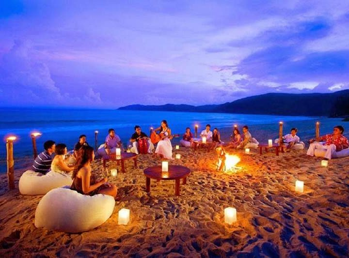 A Synopsis Of Party Holiday Places