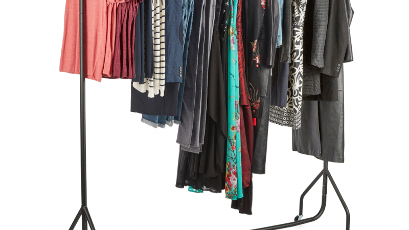 All You Need To Learn About The Best Clothes Rails