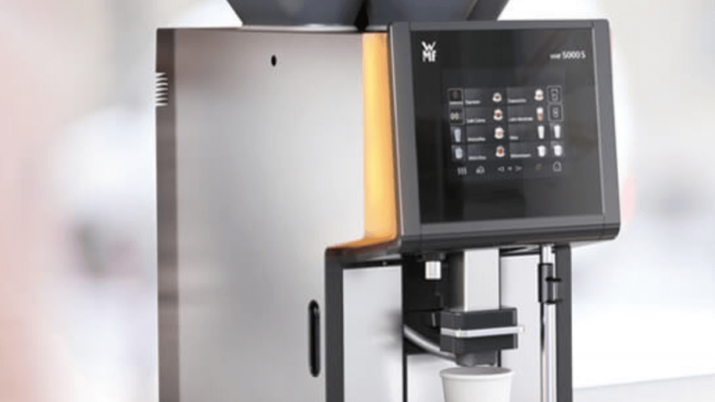 A Glimpse At Office Coffee Machines