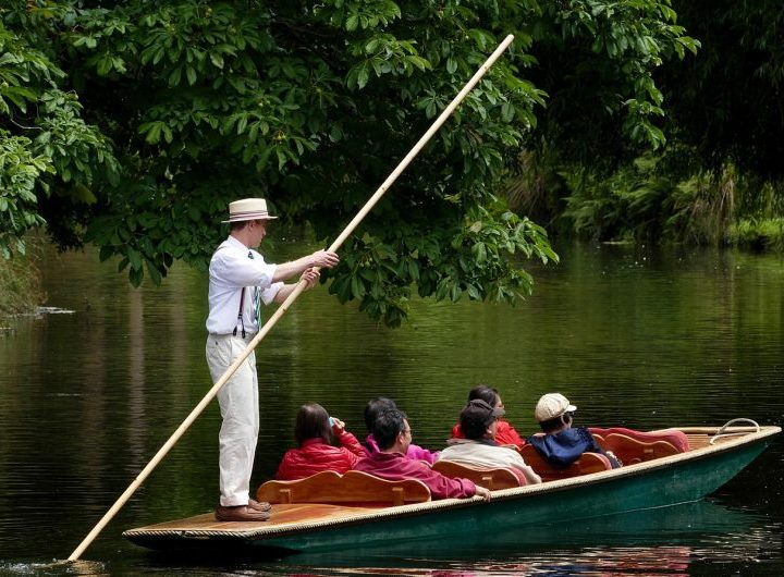 A Glimpse At Punting in My Area