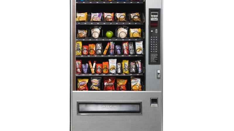 A Glimpse At Vending Machine Supplier