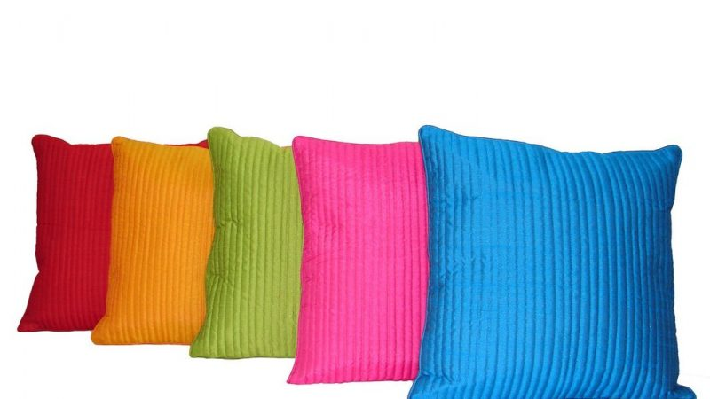 A Glimpse At Covers Of The Rainbow Cushions