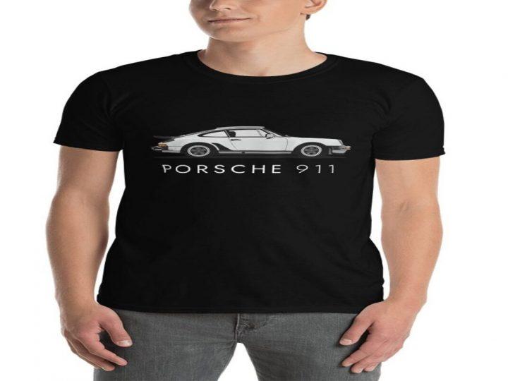 A Summary Of Porsche 911 Tshirt